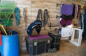 small tack room makeover budget