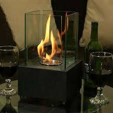 indoor ventless bio ethanol fire pit