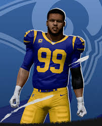 Madden NFL 20 Superstar X-Factor - Aaron Donald - Superstar - EA ...