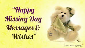 happy missing day messages quotes miss you wishes and status