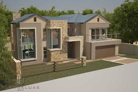 5 bedroom modern house plan