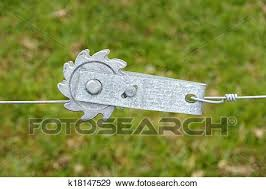 Ratchet Fence Tensioner Stock Photo K18147529 Fotosearch