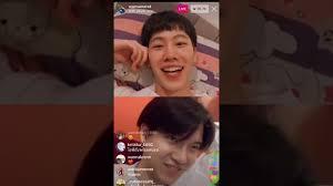 หยิ่นวอร์ (Yin-War) มา live ig ขอบคุณเรื่อง MV #เศษผม 9/5/2020 - YouTube