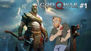 Let's Play God of War part 1 - Live God of War PS4 Pro gameplay - YouTube