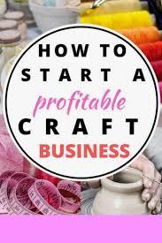craft business ideas business ideas