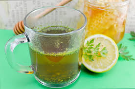kidneys fast and naturally with parsley tea