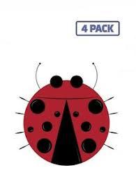 Ladybug Lady Bug Design Insect Bug Colorful Sticker Vinyl Decal 1 1262 Ebay
