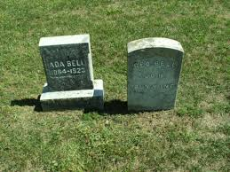CORPL' George Bell and wife Ada Bell - CO H, 81st New York Infantry - Union  Army