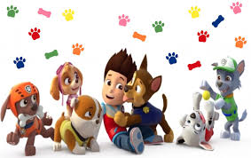 wallpapers paw patrol backgrounds