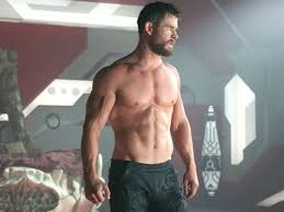 i trained and ate like thor for a week