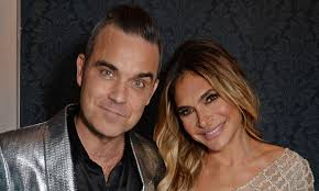 Robbie Williams and Ayda Field's children Teddy and Charlie have ...