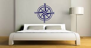Compass Wall Decals Dezign With A Z