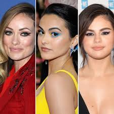 best celebrity cat eye makeup looks