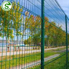China Mauritius Market Hot Sale Pvc Coated Welded Wire Mesh Panels Nylofor 3d Fence For Residential China Residential Fence Welded Wire Mesh Fence