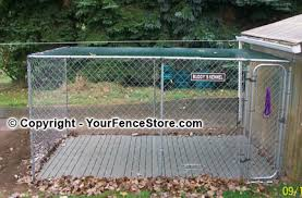 Dog Kennels Pet Containment And Dog Kennel Deck Floor