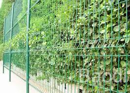 3 6 Mm Garden Fencing Wire Mesh Vinyl Coated Welded Wire Fencing For Park