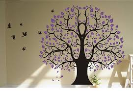 Tree Wall Decals For Girls Style Williesbrewn Design Ideas From Tree Wall Decals For Ladies Pictures
