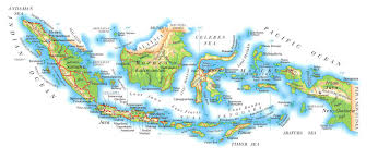 Maps of Indonesia | Detailed map of Indonesia in English | Tourist ...