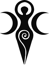 Goddess Car Bumper Window Spiritual Wiccan Sticker Decal Graphic Wall Art Goddess Tattoo Goddess Symbols Wiccan Tattoos