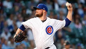 Cubs' Jon Lester Enters Contract Year In A 'Good Place'   670 The ...