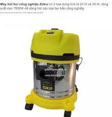 Máy hút bụi công nghiệp Zukui 20 lít - 30 lít - 1500W
