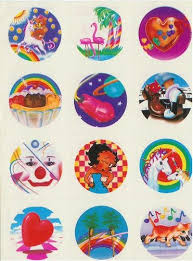 Vintage Lisa Frank Stickers Lisa Frank Stickers Sticker Collection Lisa Frank