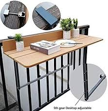 wanna me balcony hanging table outdoor