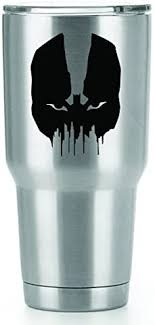 Bane Batman Vinyl Decals Stickers 2 Pack Yeti Tumbler Cup Ozark Trail Rtic Orca Decals Only Cup Not Included 2 3 X 2 2 Inch Black Decals Kcd1246 Exterior Accessories Amazon Canada