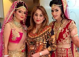 indian hair and makeup artist in delhi