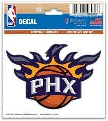 Amazon Com Wincraft Phoenix Suns Multi Use Decal Sports Outdoors