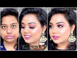 one brand wedding guest makeup tutorial