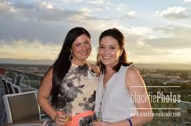 Crissy Pauson (left) and Ashlee Moore