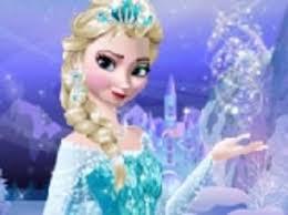 elsa frozen makeup my cute games