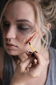 zombie makeup tutorial say yes