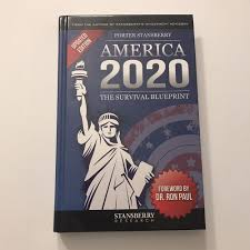 America 2020 The Survival Blueprint Hardcover Porter Stansberry B3988 |  eBay | Blueprints, Hardcover, America