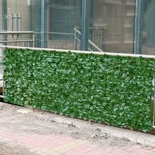 Artificial Rattan Vine Trellises Garden Fencing Fence Panels Retractable Decor For Sale Online Ebay