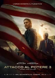 Attacco al Potere 3 - Film (2018)