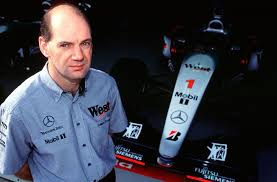 Adrian Newey & his winning McLaren | Adrian newey, Johnny herbert, Sports  hero