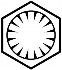 Star Wars The First Order Car Or Truck Window Decal Sticker Rad Dezigns