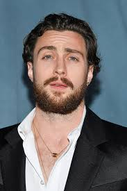 harperdie: Aaron Taylor-Johnson attends the Givenchy show as part ...