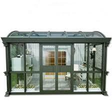 aluminum alloy sunshine room glass