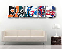 Phillies Wall Decal Etsy