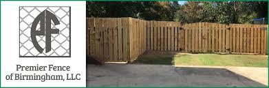 Premier Fence Of Birmingham Llc Is A Fence Contractor In Warrior Al