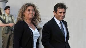 Zanardi, la moglie: