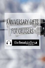 anniversary presents for cruisers the