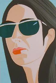 Alex Katz: Ada With Sunglasses