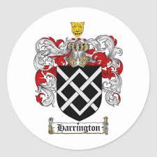 harrington coat of arms gifts on zazzle
