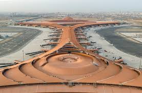 First Look of Jeddah's New Airport Terminal - SamChui.com