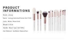 2020 jessup beauty makeup brushes set