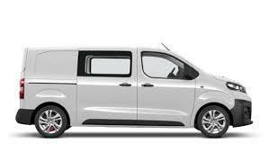 New New Vauxhall Vivaro Doublecab Elite for sale   Pentagon Vauxhall
